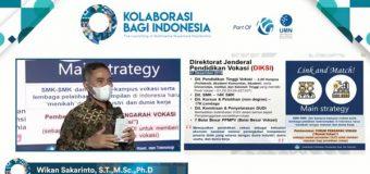 Kemendikbudristek Resmikan Multimedia Nusantara Politeknik